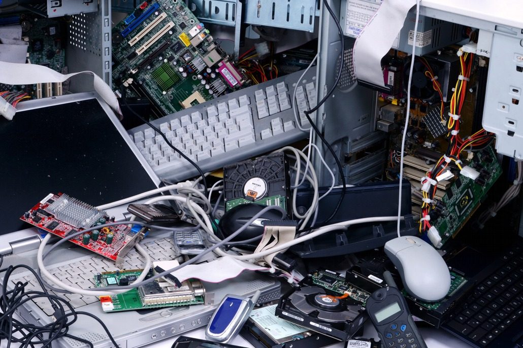 Global E-Waste Management Market: A Billion Dollar Business – GLOBAL  RECYCLING