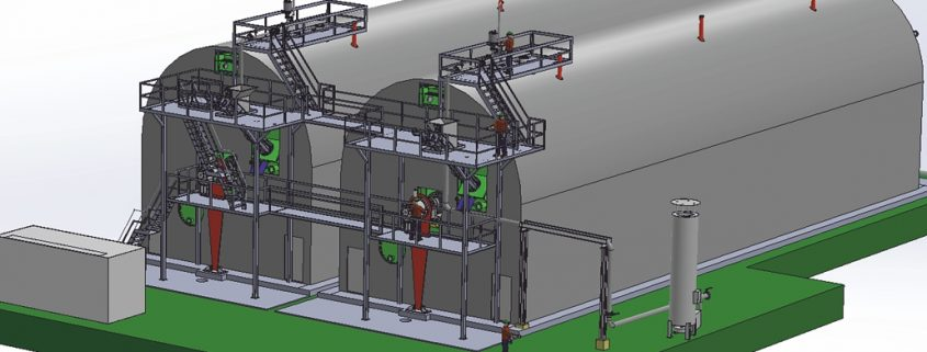 A New Biogas Plant for Greece – GLOBAL RECYCLING