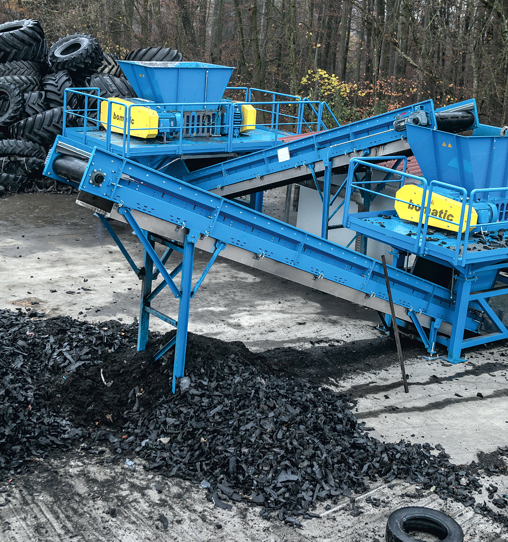 Tire Recycling Riding On – GLOBAL RECYCLING